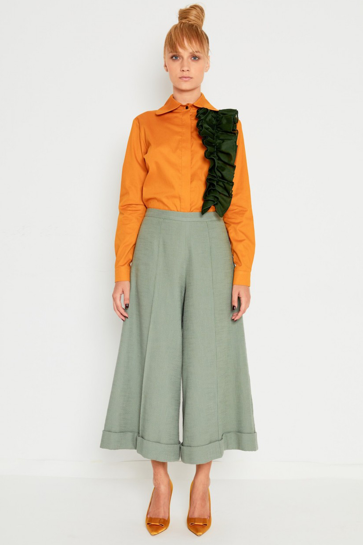 Pantaloni de tip culottes Wintermint