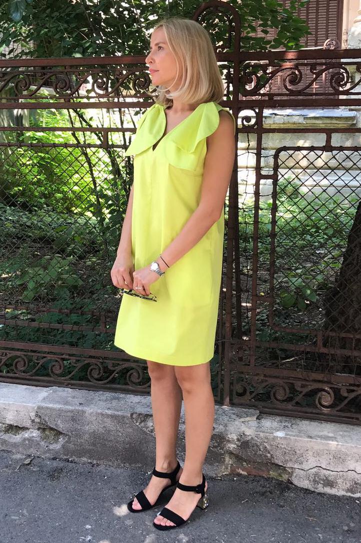 Rochie eleganta de zi Naya
