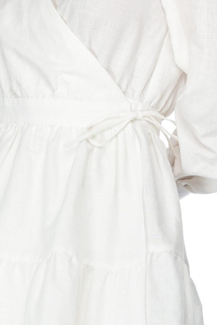 Rochie eleganta scurta din in Renate