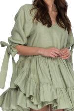 Rochie eleganta scurta din in Kendall
